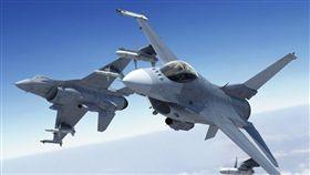F-16V,美國國防部,軍武售台(圖/翻攝自推特)