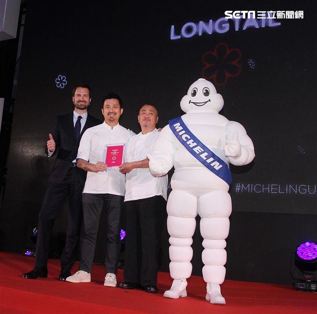 2019台北米其林一星餐廳LOGY。(記者邱榮吉/攝影)