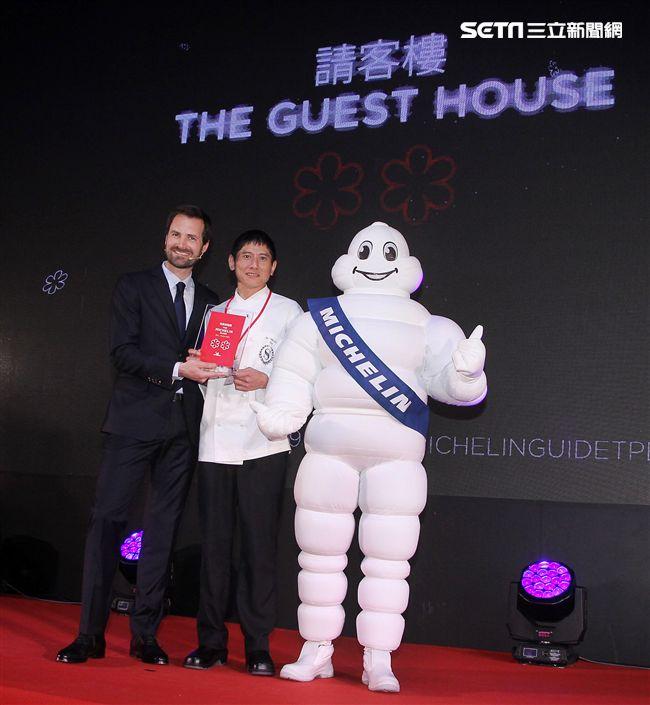 2019台北米其林二星餐廳請客樓。(記者邱榮吉/攝影)