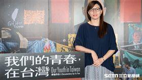 傅榆出席《我們的青春,在台灣》首映。(圖/記者常朝貴攝影)