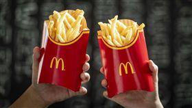 麥當勞,交易明細,大薯買一送一