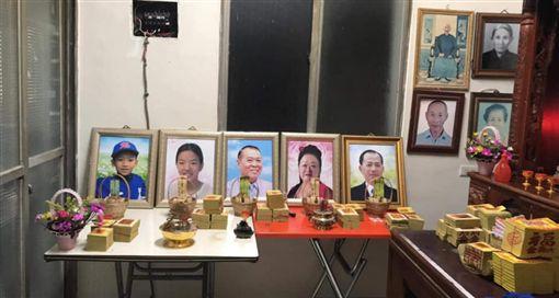 普悠瑪奪董家8命 女星曝二女兒慘況 圖/翻攝自台灣阿姐郭美珠臉書
