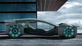 ▲Renault EZ-Tournée概念車。(圖/翻攝網站)