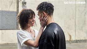 邵雨薇、李淳合拍MV。(圖/寬宏提供)