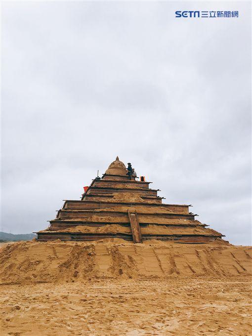 福隆國際沙雕藝術季,亞特蘭提斯,/福容大飯店提供