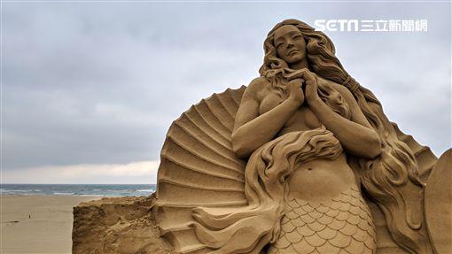 福隆國際沙雕藝術季,/福容大飯店提供