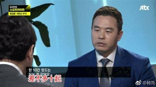 鄭俊英 老司機群組 (圖/微博)
