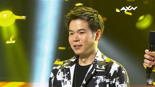 《亞洲達人秀》簡綸廷奪下冠軍。(圖/Asia's Got Talent YouTube)