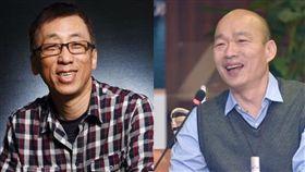苦苓爆料韓國瑜去中國賣的農產品都是共產黨的黨營事業包辦。(圖/翻攝自臉書)