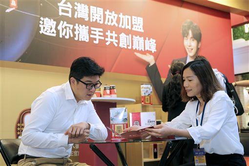參加台北國際連鎖加盟大展 韓國大廠推台灣「加盟在地化」