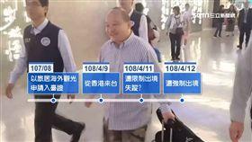 內政部列「不歡迎人士」 李毅離台前再嗆:中國必須統一 李毅 驅逐出境