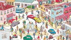 圖/翻攝自《Where's Wally?》推特
