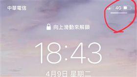 蘋果(Apple)公司擁有一大票忠實果粉,就有一名網友上個月買了一支iPhone XS,結果發現螢幕上右上角有「一條線」,讓他崩潰求救:「怎麼會有那條,有沒有辦法關掉?」對此,有網友熱心解答,指出該條線是「控制中心」的下拉選單,並不是手機壞掉了。(圖/翻攝自PTT)