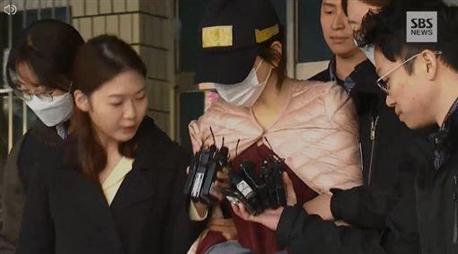 黄荷娜 (图/SBS)