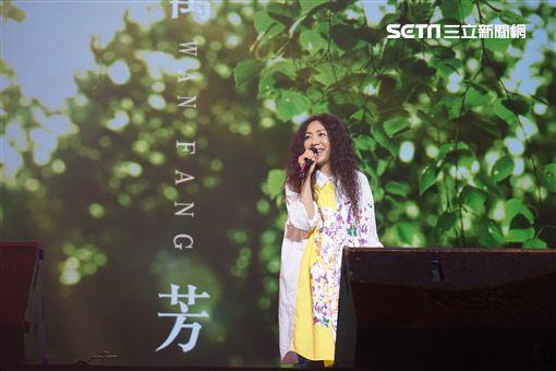 屏东三大日音乐节   金曲天后万芳与潘孟安县长同台飙歌