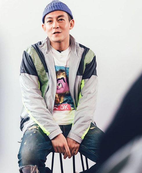 陳冠希,父愛,Alaia/陳冠希IG