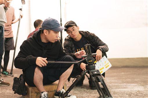 電影《怪胎》,導演廖明毅。(圖/牽猴子提供)