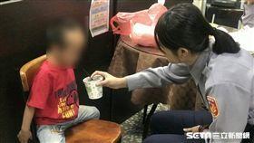 苗栗5歲童走失/翻攝畫面