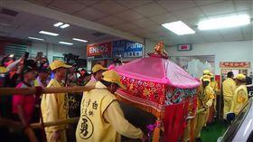 白沙屯,媽祖,進香,火鍋店 (圖/翻攝自YouTube)