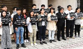 學生團體串連籲共同抵制假新聞