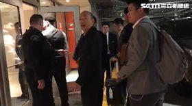 韓國瑜抵達洛杉磯,再度取消原定出席的晚宴行程。