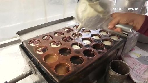 屏東30年紅豆餅攤 維持2塊5毛低價