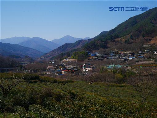 韓國,寺廟寄宿。(圖/記者馮珮汶攝)