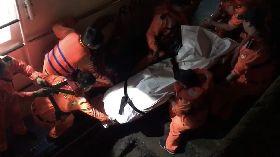 新豐岸際舢舨翻覆漂流 船長遺體遭漁船