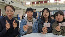 大愛捐髓卡,熱血young善卡,慈濟骨髓幹細胞中心,慈濟