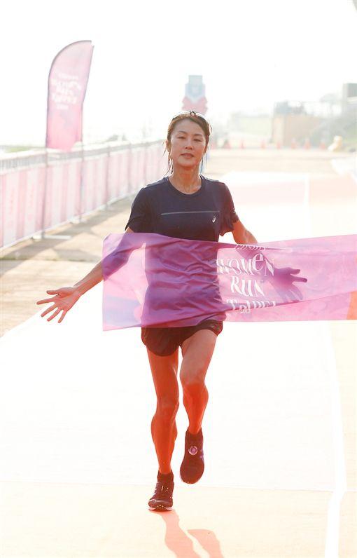 ▲女子馬拉松好手傅淑萍。(圖/中華民國路跑協會提供)