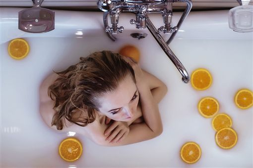 洗澡,淋浴,泡澡 圖/pixabay