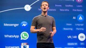 臉書創辦人祖克柏(Mark Zuckerberg)