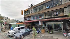台北市崇德街146巷33號3樓女子割腕輕生現場(翻攝Google Map)