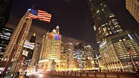 芝加哥。(圖/記者簡佑庭攝)