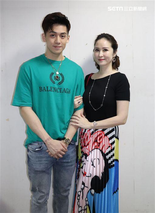 寶弟、金友莊圖/中天電視提供