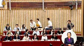 韓國瑜,王淺秋,高雄市議會,缺席,訪美