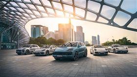 ▲Porsche銷售逆勢成長。(圖/Porsche提供)