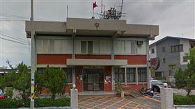 宜蘭縣警局羅東分局五結分駐所。翻攝Google map