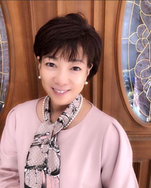 堀智榮美/翻攝自堀智榮美部落格