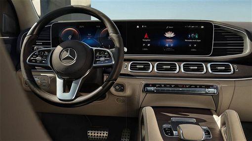 ▲Mercedes-Benz GLS(圖/翻攝網路)