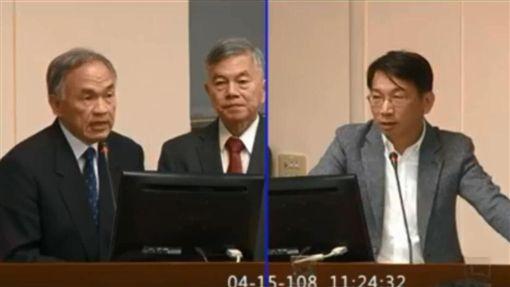 徐永明(右一)、沈榮津(中)、管道一(左) 圖翻攝自徐永明臉書