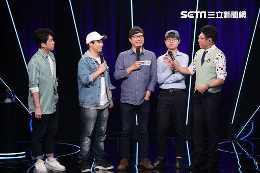 陳其邁上《台視17Q》圖/台視17Q提供
