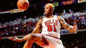 Dennis Rodman。(圖/翻攝自Rodman個人推特)