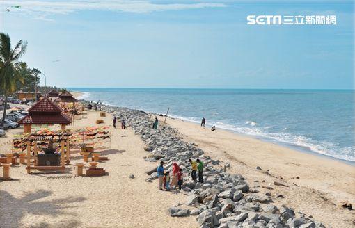 馬來西亞,打峇魯,月光海灘,酷航,/酷航提供