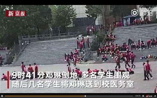 6歲女童離奇死亡 釋小龍 (圖/微博)