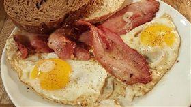 圖/翻攝自pixabay,培根,早午餐