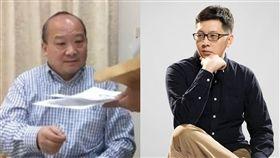 王浩宇,李毅,新黨,桃園,講座(圖/翻攝照片;臉書)