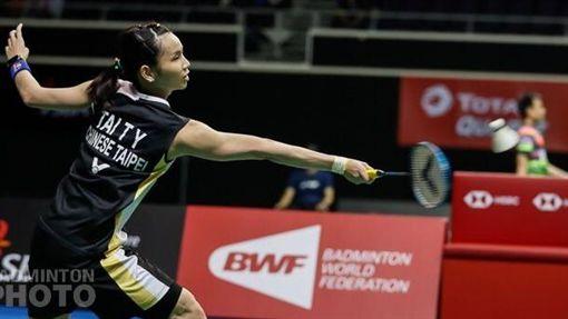 ▲戴資穎下周將追平李雪芮紀錄。(圖/Badminton Photo提供)