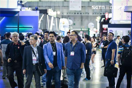 COMPUTEX TAIPEI,台北國際電腦展,TCA,台北市電腦公會,COMPUTEX 2019,5G,AI