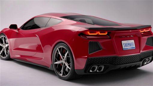 ▲Chevrolet Corvette C8超跑。(圖/翻攝網站)